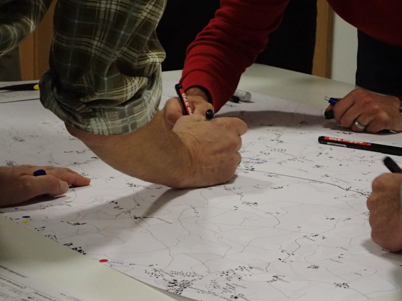 """Bild für Workshopreihe """"Gemeinsam(e) Mobilität neu organisieren"""""""